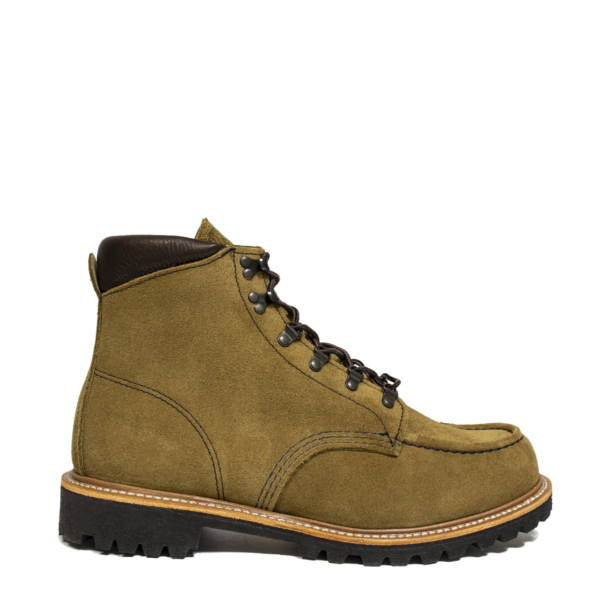 Red Wing Sawmill Boot Olive Mohave