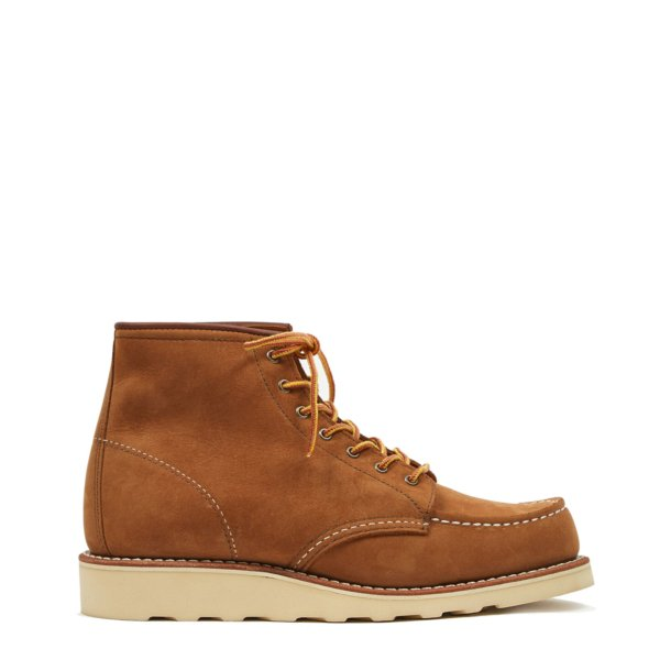 Red Wing Womens 6-inch Classic Moc Honey Chinook