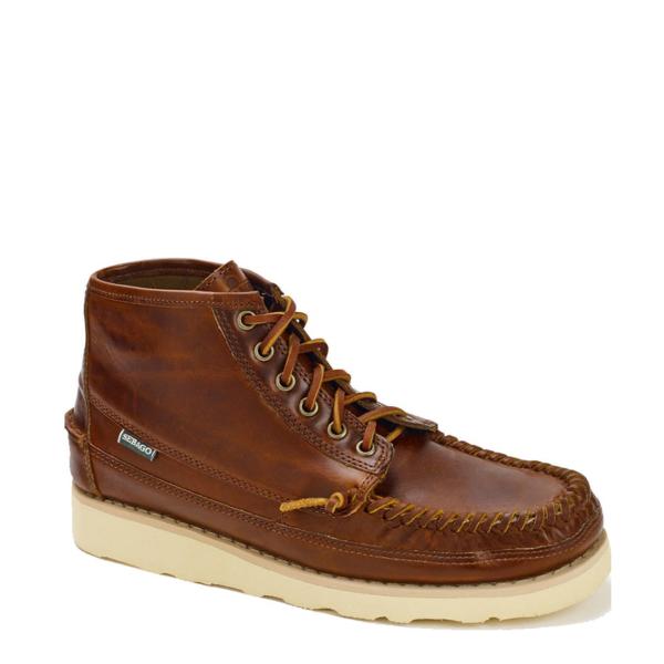 Sebago Seneca Mid Boot Brown Cinnamon