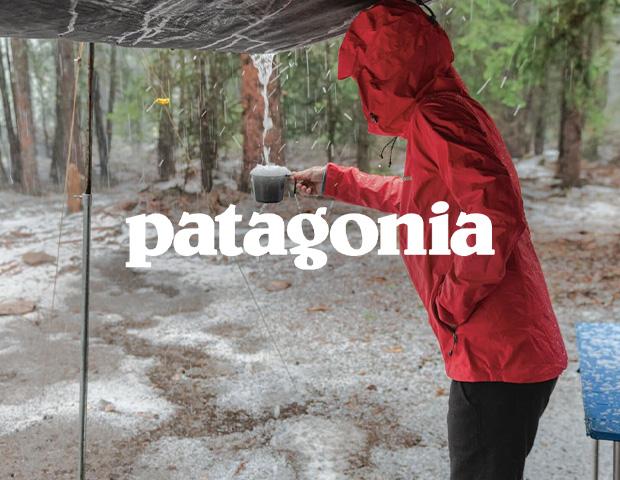 Latest Patagonia Coats & Clothing