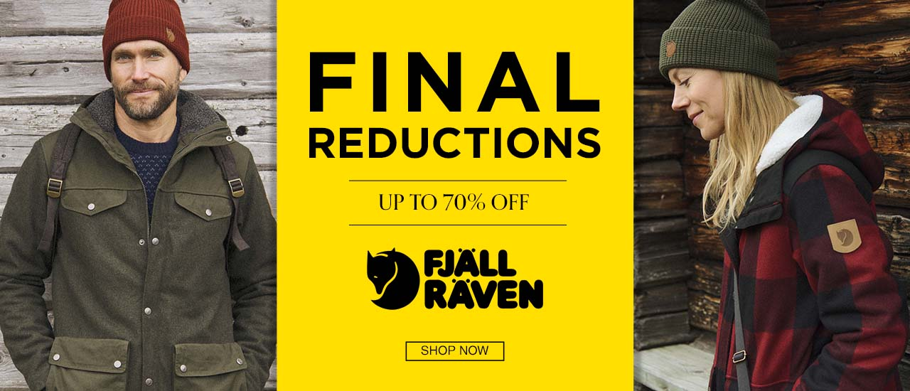 Fjallraven Mens and Womens Sale