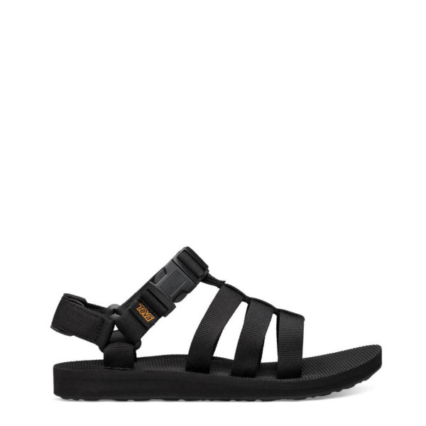 Teva Original Womens Dorado Sandals Black
