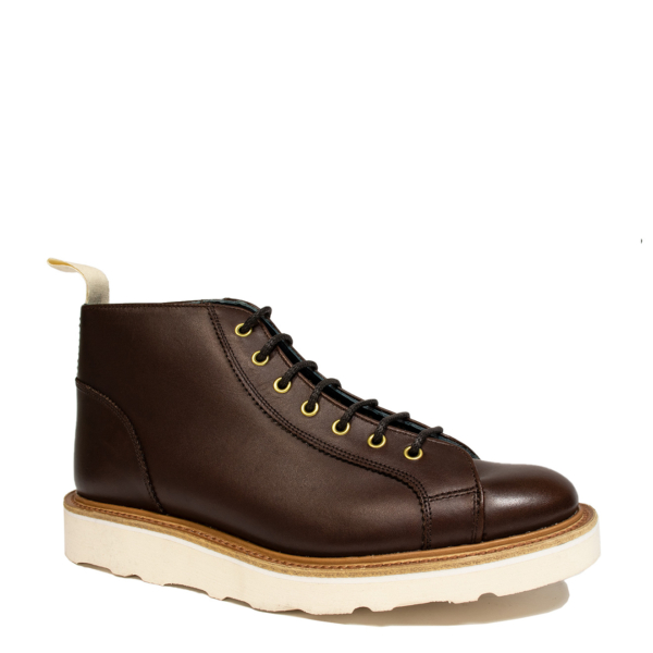 Trickers Ethan Naster MC Boot Brown