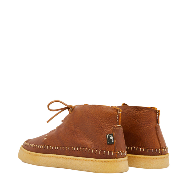 Yogi Hitch Leather Boot Chestnut Brown
