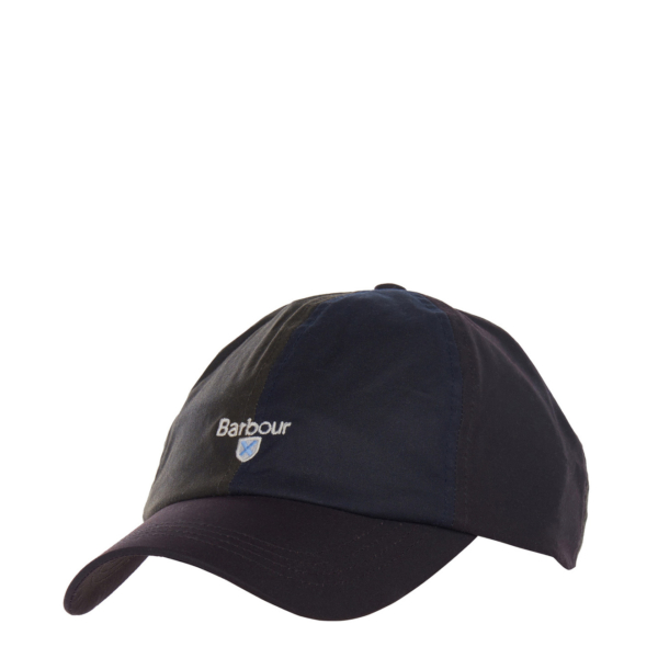 Barbour Alderton Sports Cap Olive / Navy