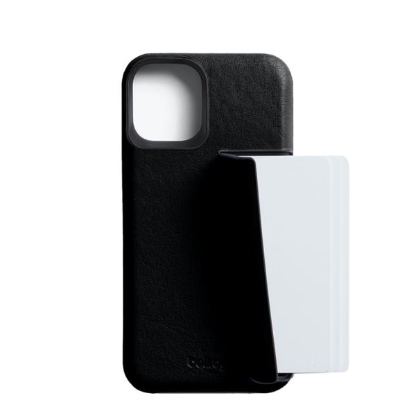 Bellroy 3 Card iPhone Case 12 / 12 Pro Black