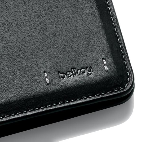 Bellroy Hide and Seek Premium Hi Wallet Black