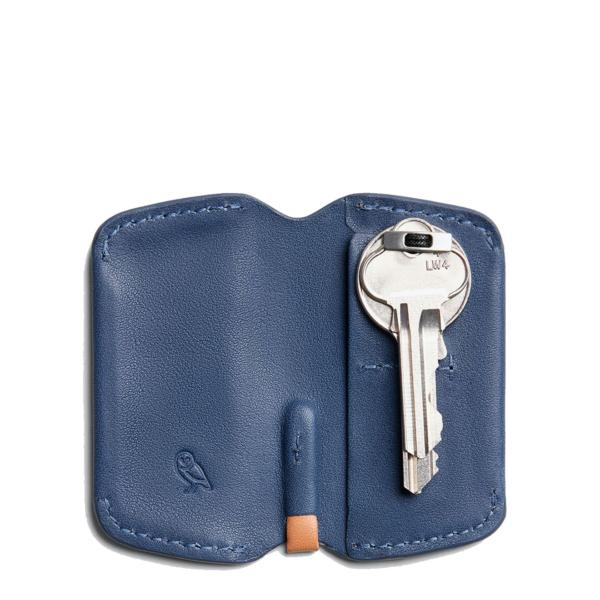 Bellroy Key Cover Plus 2nd Edition Marine Blue