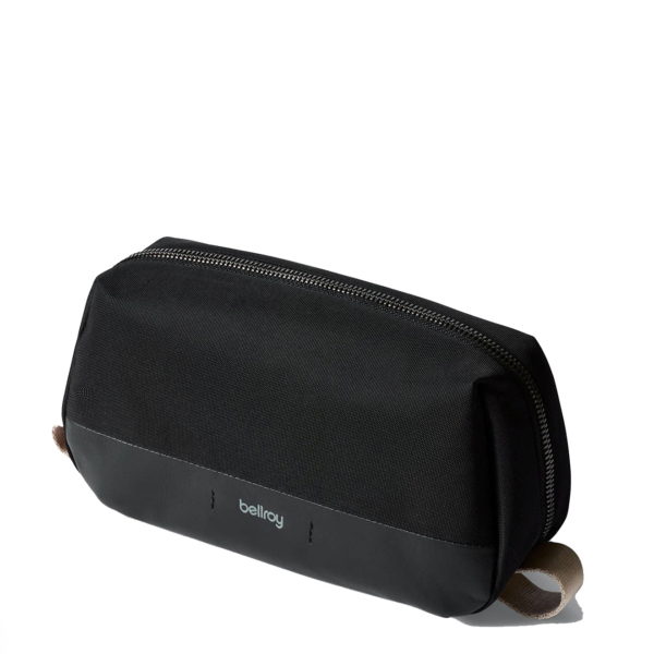 Bellroy Premium Dopp Kit Black Sand