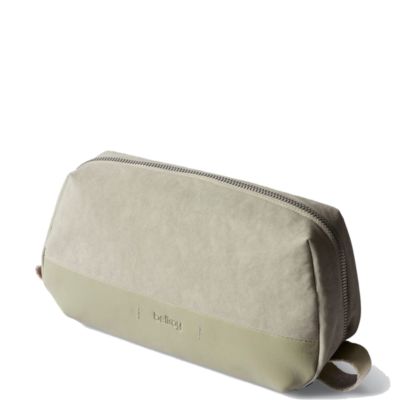 Bellroy Premium Dopp Kit Lichen Grey