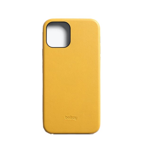 Bellroy iPhone Case 12 / 12 Pro Lemon