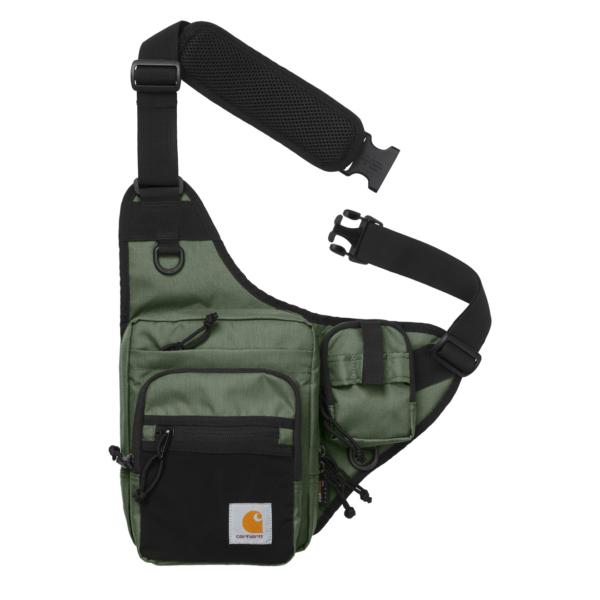 Carhartt Delta Shoulder Bag Dollar Green