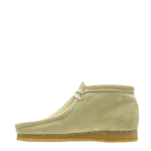 Clarks Originals Wallabee Boot Maple Suede