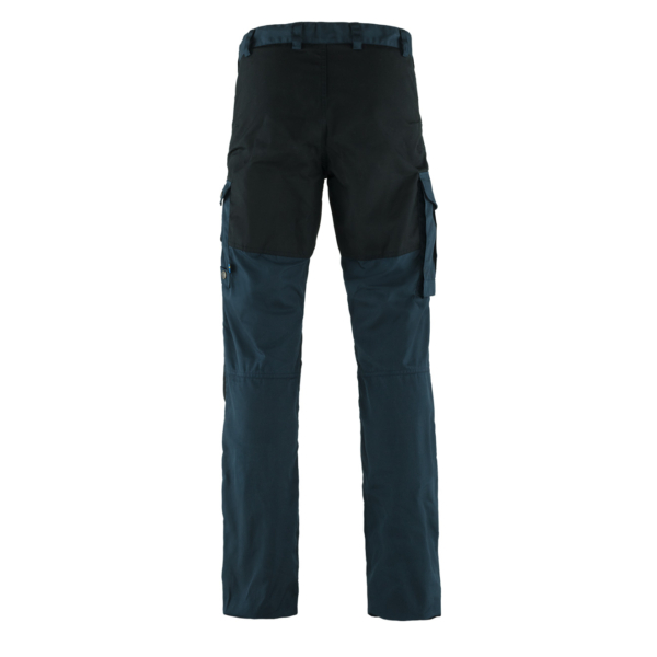 Fjallraven Barents Pro Trousers Dark Navy / Black