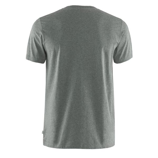 Fjallraven Nature Badge T-shirt Stone Grey