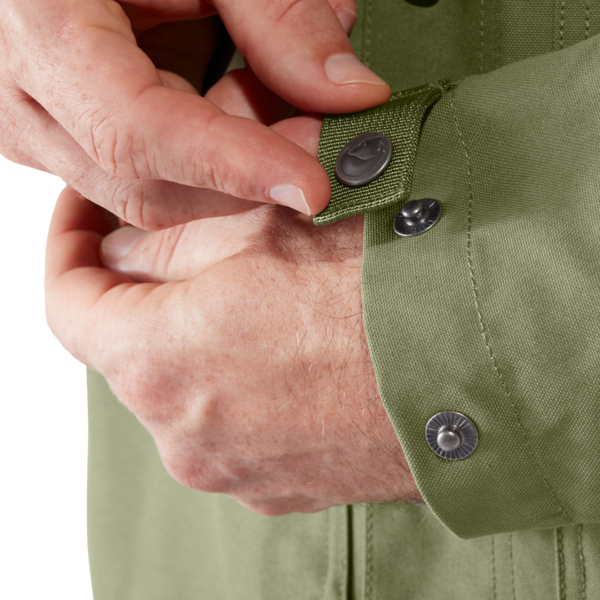 Fjallraven Vardag Jacket Green