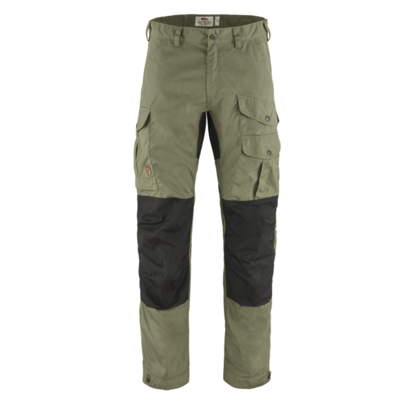 Fjallraven Vidda Pro Trousers Regular Green / Dark Grey