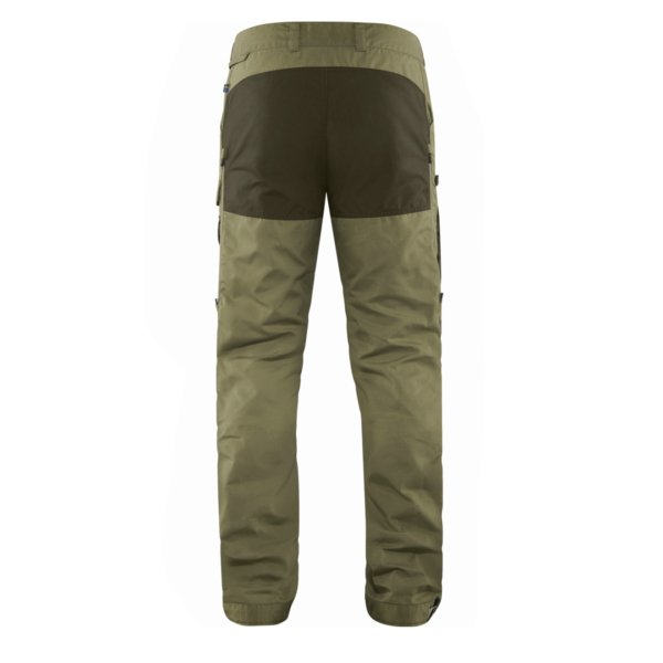 Fjallraven Vidda Pro Ventilated Trousers Long Laurel Green / Deep Forest