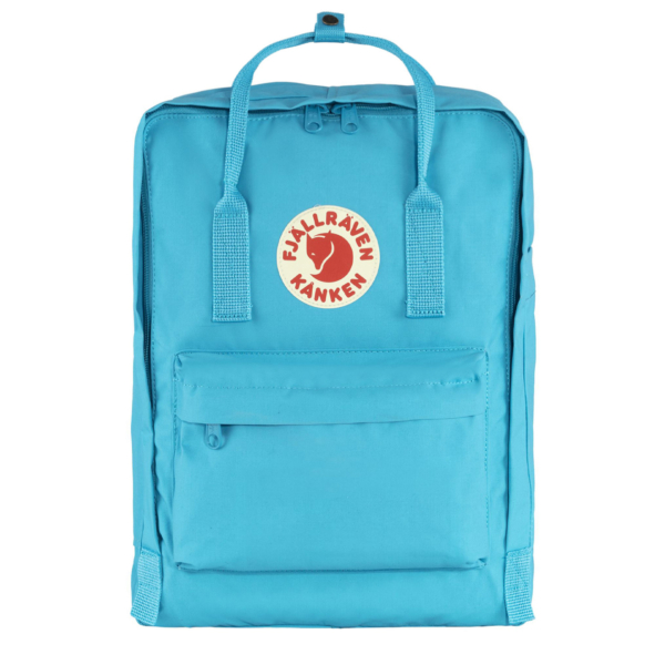 Fjallraven Kanken Classic Backpack Deep Turquoise