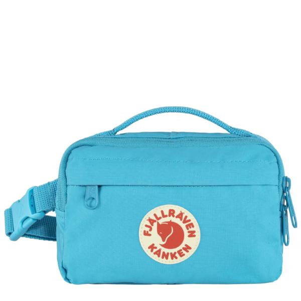 Fjallraven Kanken Hip Pack Deep Turquoise
