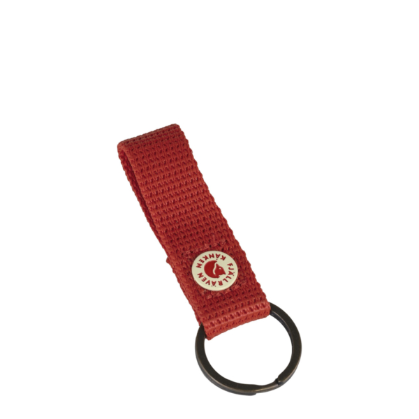 Fjallraven Kanken Keyring True Red