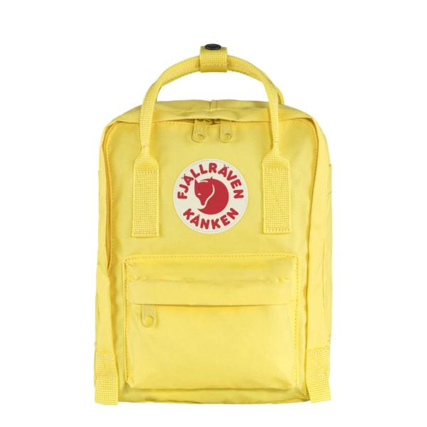 Fjallraven Kanken Mini Backpack Corn