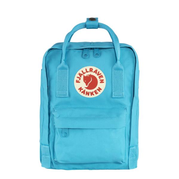 Fjallraven Kanken Mini Backpack Deep Turquoise