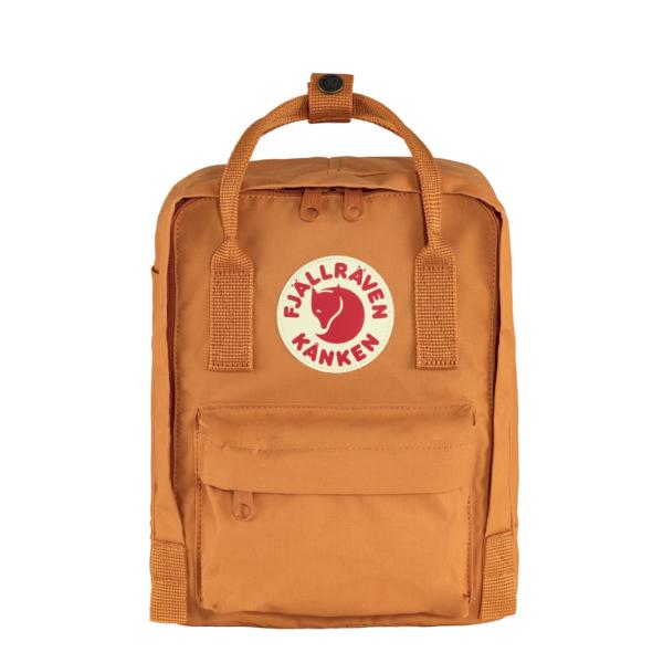 Fjallraven Kanken Mini Backpack Spicy Orange