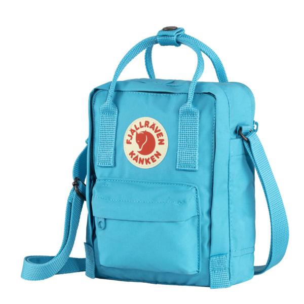 Fjallraven Kanken Sling Cross Body Bag Deep Turquoise