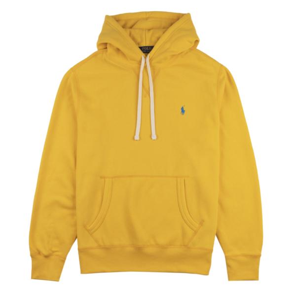 Polo Ralph Lauren Classic Hooded Sweat Yellowfin