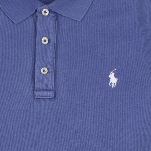 Polo Ralph Lauren Classic S/S Polo Blue