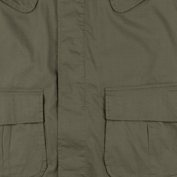 Polo Ralph Lauren Cotton Ripstop Jungle Jacket New Olive