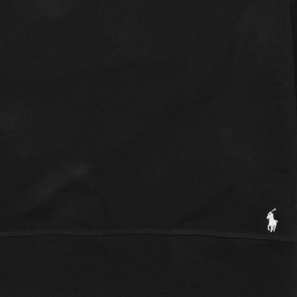 Polo Ralph Lauren L/S Crew Sleep Top Polo Black