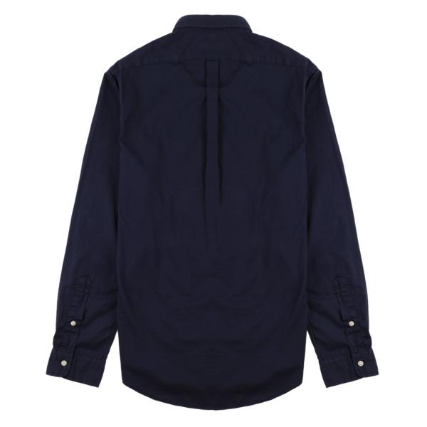 Polo Ralph Lauren LS Twill Slim Fit Shirt Cruise Navy