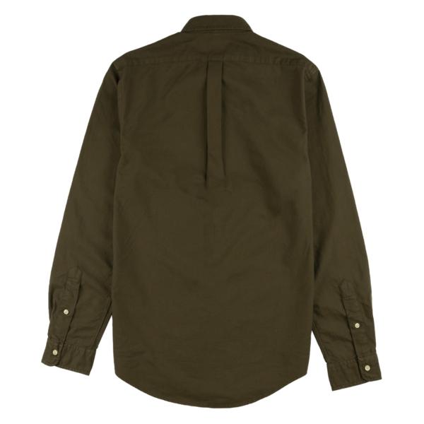 Polo Ralph Lauren Oxford L/S Slim Fit Shirt Defender Green