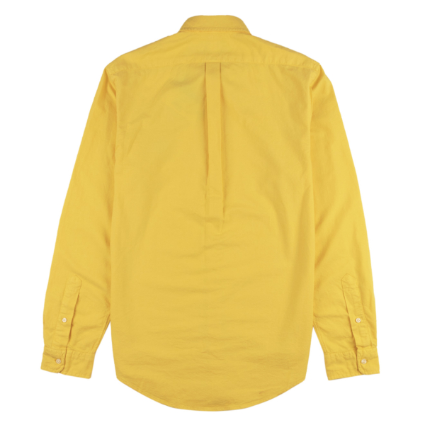 Polo Ralph Lauren Oxford L/S Slim Fit Shirt Signal Yellow