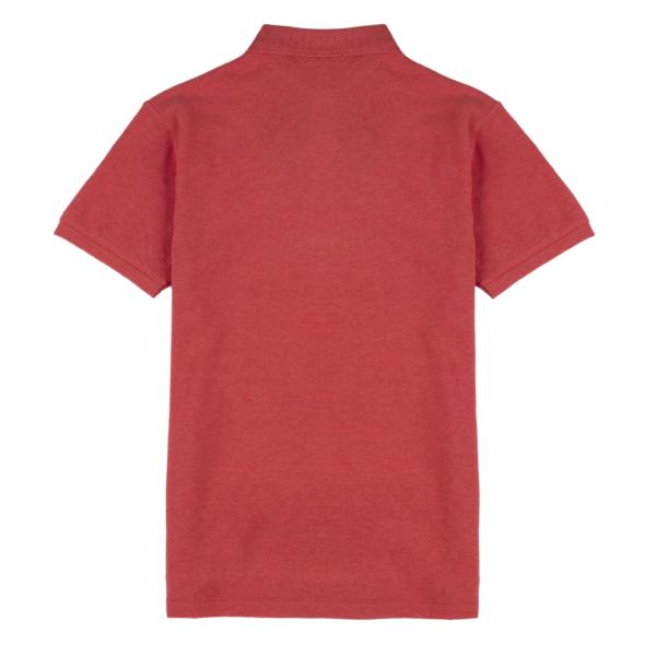 Polo Ralph Lauren Slim Fit Polo Shirt Highland Rose Heather