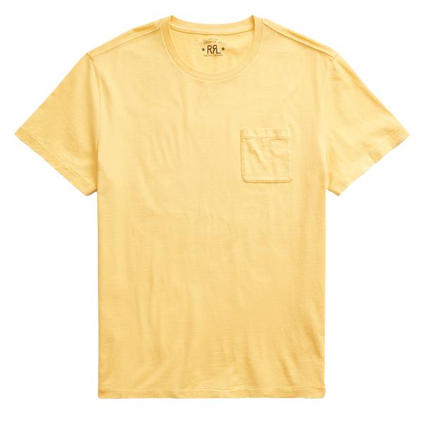 RRL by Ralph Lauren S/S T-Shirt Vintage Gold