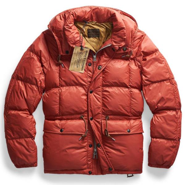RRL by Ralph Lauren Ambler Jacket Red / Khaki