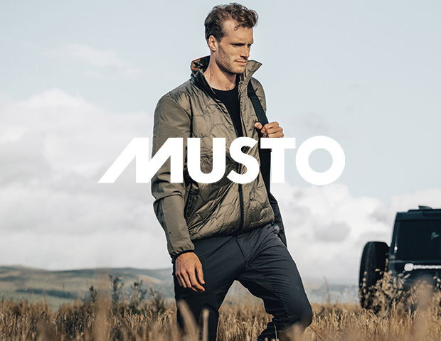 Latest Musto Outdoor Mens and Womens Clothing