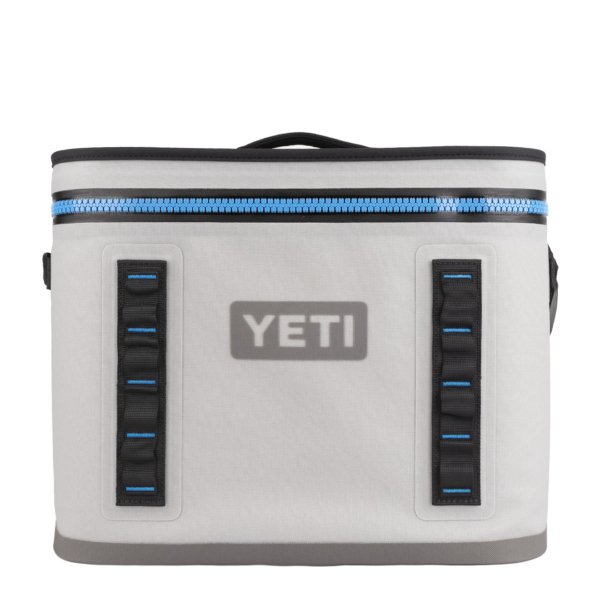 YETI Hopper Flip 18 Soft Cooler Fog Grey