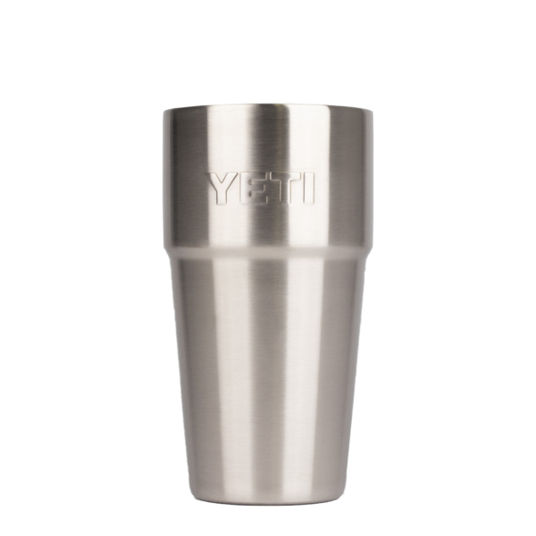 YETI Stackable Pint 16oz Stainless Steel