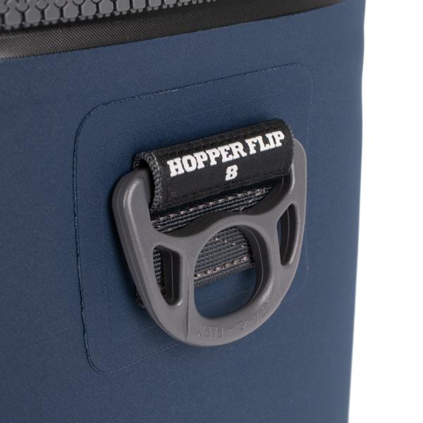 YETI Hopper Flip 8 Soft Cooler Navy