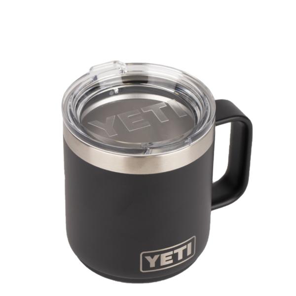 YETI Rambler 10oz Mug Black
