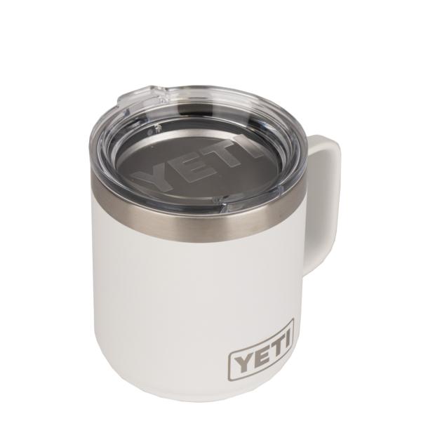 YETI Rambler 10oz Mug White