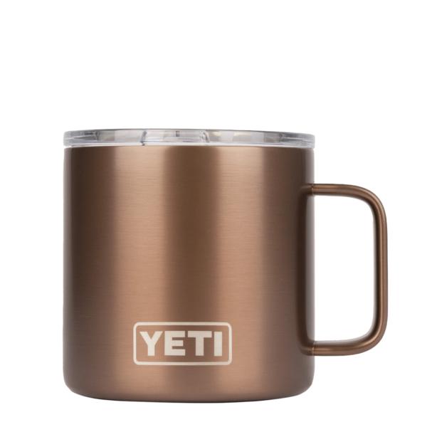 YETI Rambler 14oz Mug Copper