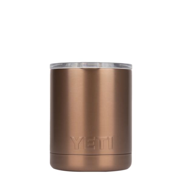 YETI Rambler Lowball Cup Copper