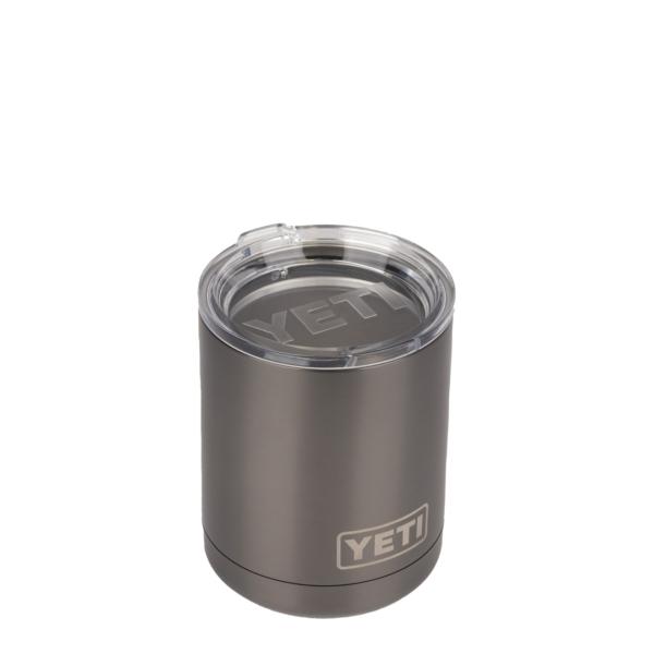YETI Rambler Lowball Cup Graphite