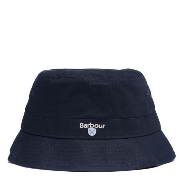 Barbour Cascade Bucket Hat Navy