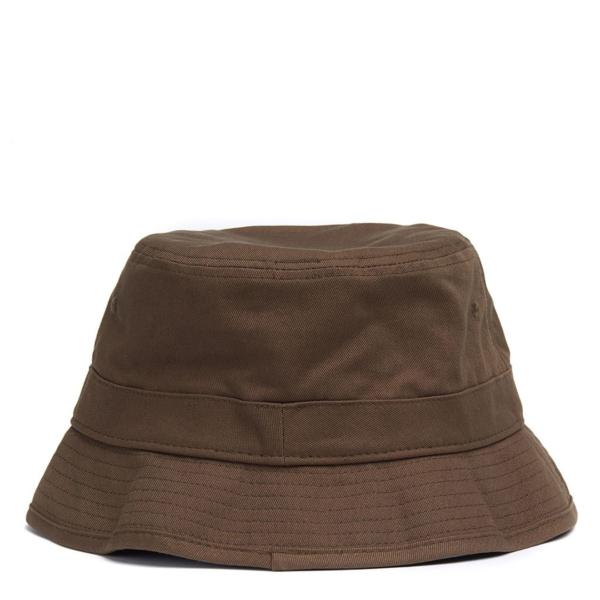Barbour Cascade Bucket Hat Olive Back